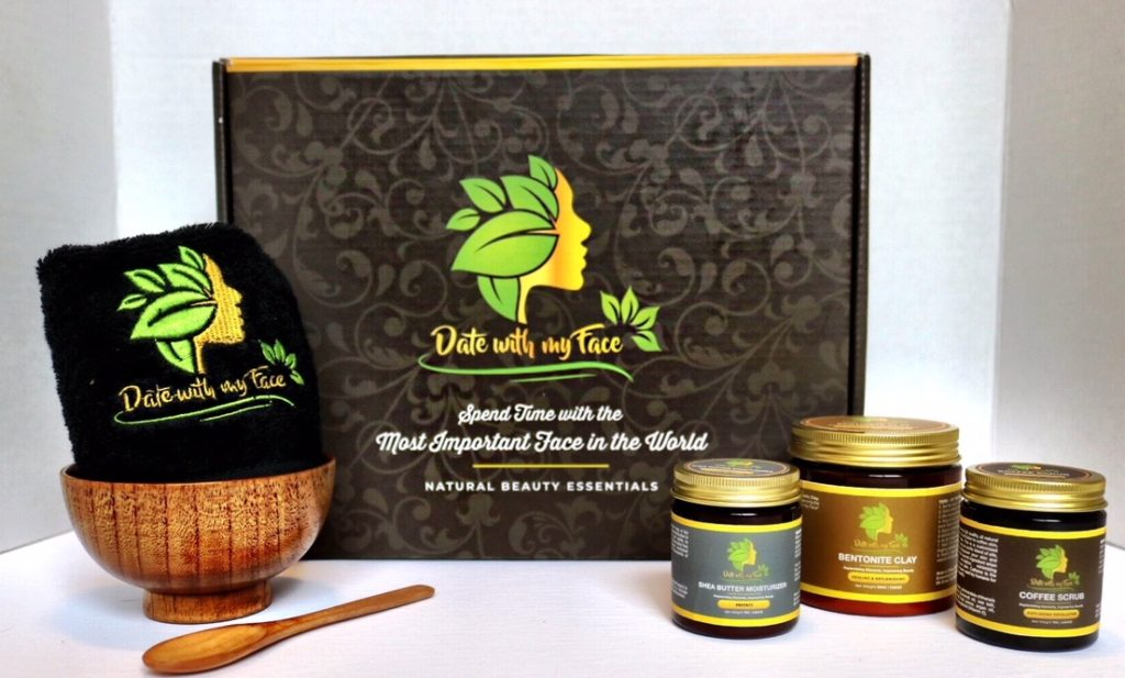 Date with my Face Gift Set